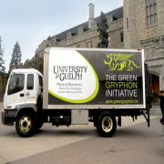 University of Guelph Campus Truck - The Green Gryphon Initiative